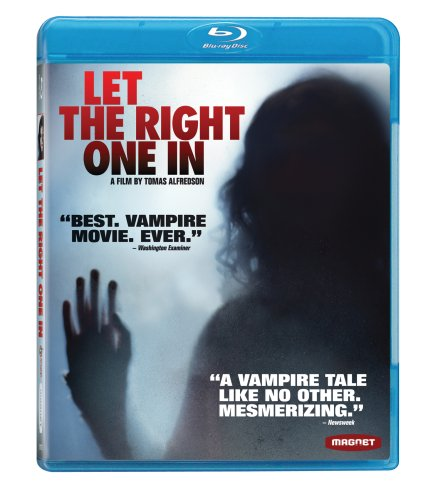 Let the Right One In [Blu-ray] DVD