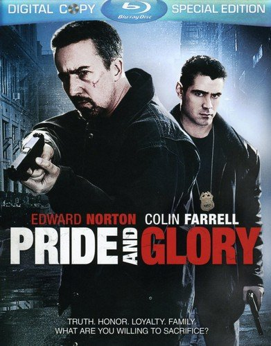 Pride And Glory [Blu-ray] DVD