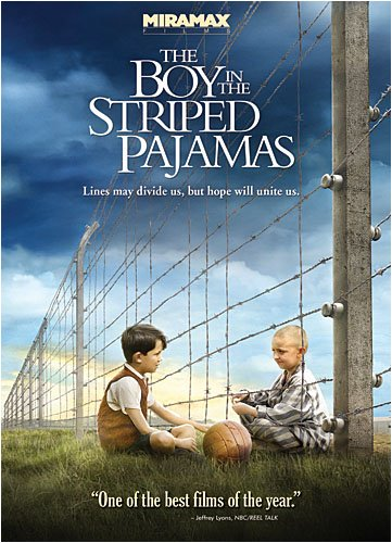 The Boy in the Striped Pajamas DVD