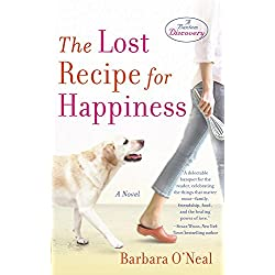 The Lost Recipe for Happiness: A Novel