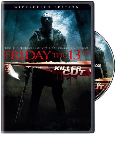 Friday the 13th  DVD
