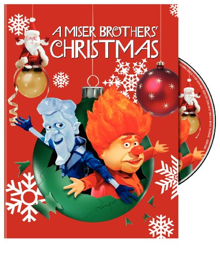 A Miser Brothers Christmas cover