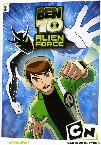 Ben 10: Alien Force, Vol. 3 DVD