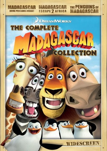 The Complete Madagascar Collection cover