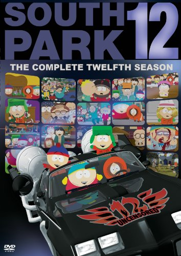 South Park: The Complete Twelfth Season DVD