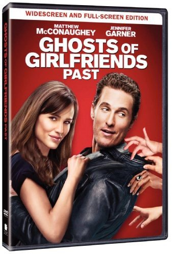 Ghosts of Girlfriends Past cover