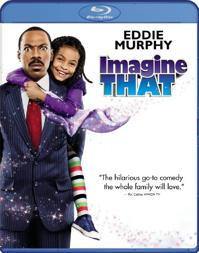 Imagine That [Blu-ray] DVD