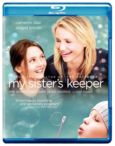 My Sister's Keeper [Blu-ray] DVD