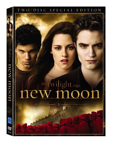 The Twilight Saga: New Moon  DVD