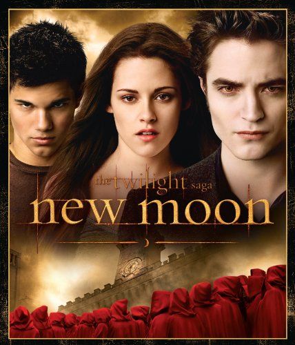 The Twilight Saga: New Moon [Blu-ray] DVD