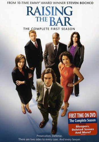 Raising The Bar: The Complete First Season DVD