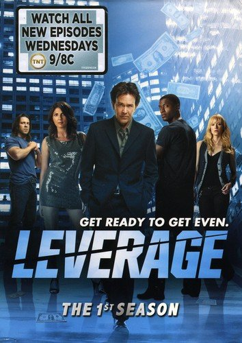 Leverage: The First Season cover