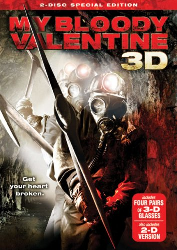 My Bloody Valentine 3-D DVD