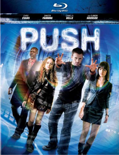 Push [Blu-ray] DVD