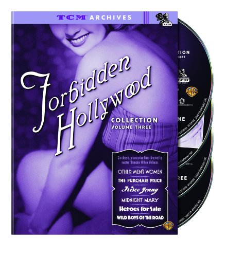 Forbidden Hollywood 3 cover