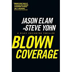 Blown Coverage (A Riley Covington Thriller Book 2)