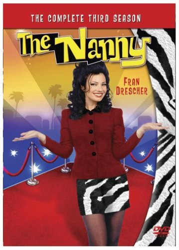 The Nanny - The Complete Third Season
