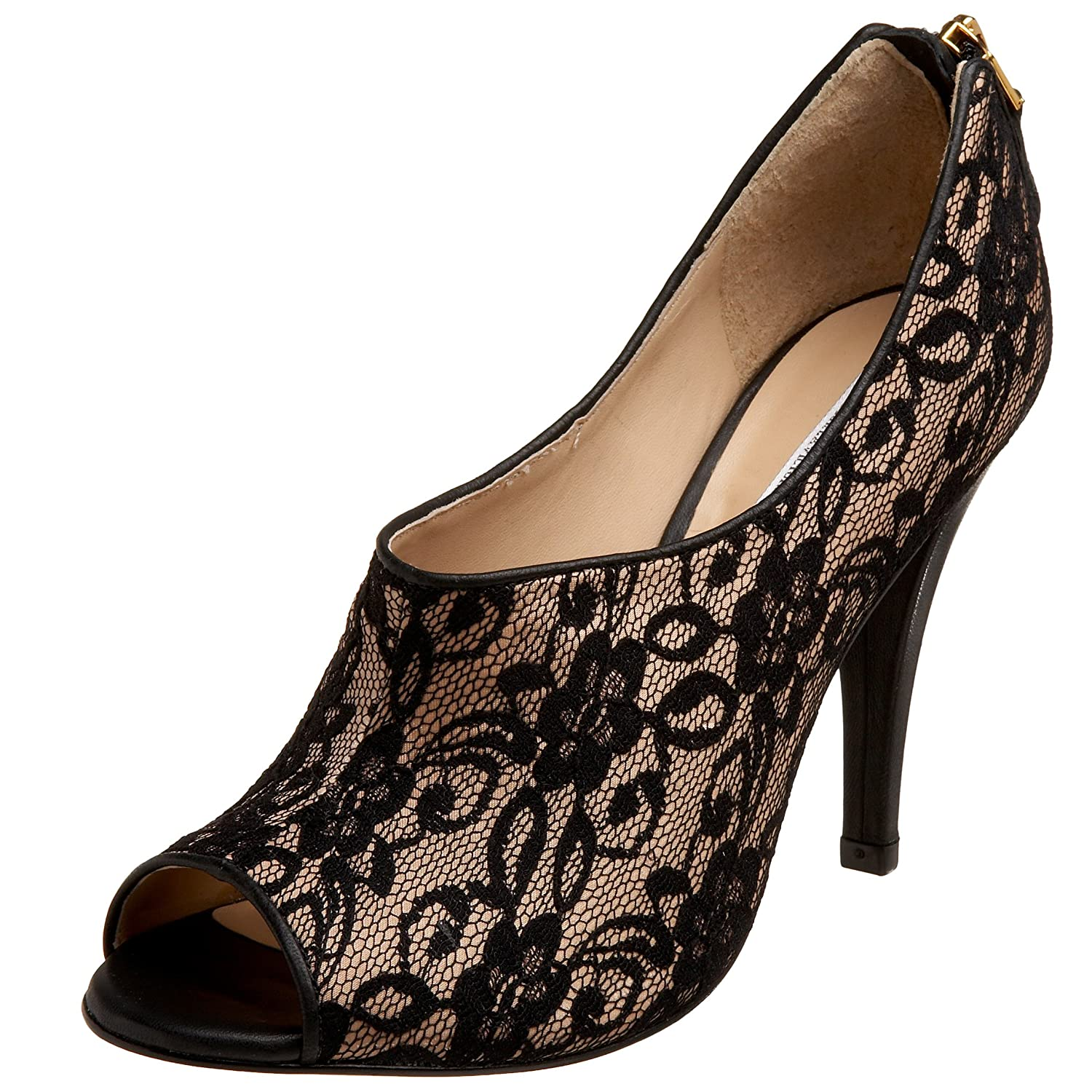 Pour La Victoire Elena Peep Toe Shoetie from endless.com