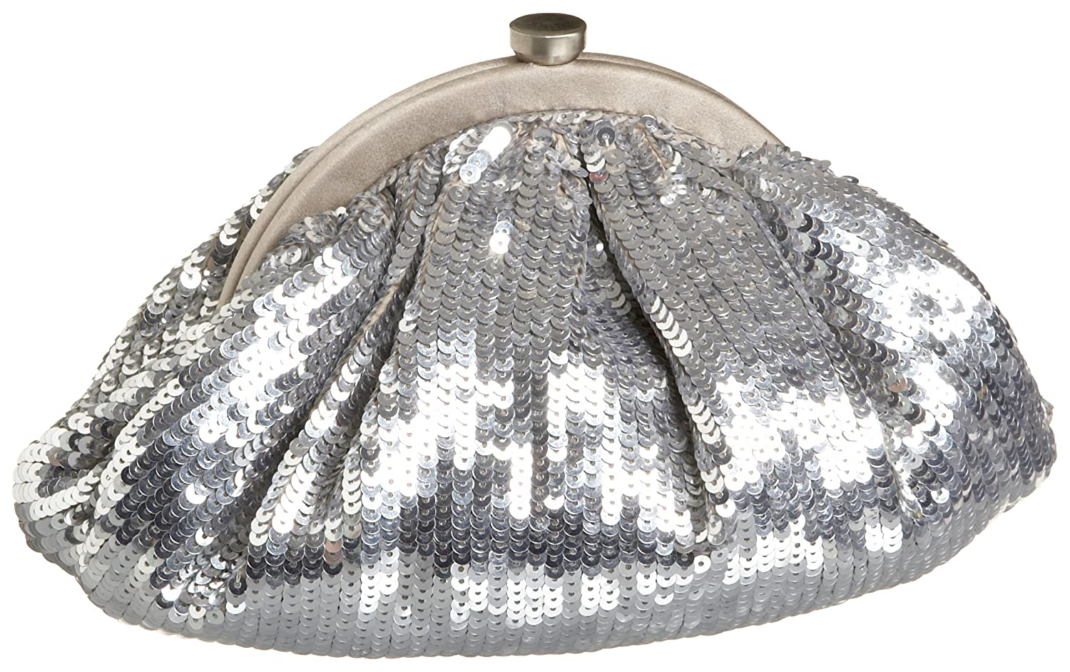 SANTI Silver Clutch from endless.com