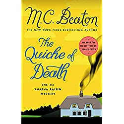 The Quiche of Death: The First Agatha Raisin Mystery (Agatha Raisin Mysteries Book 1)