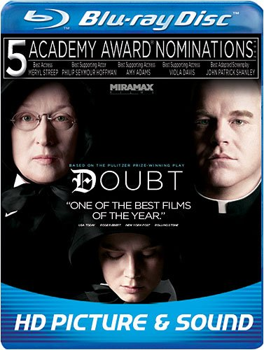 Doubt [Blu-ray] DVD