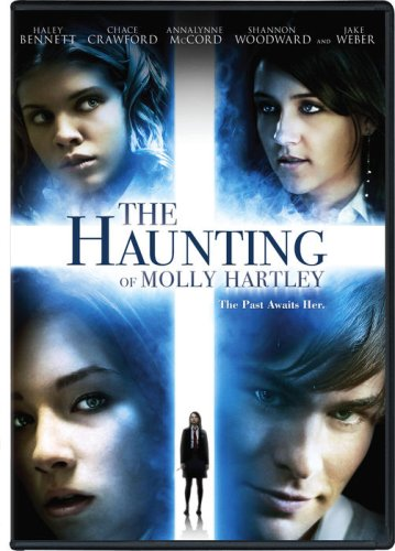 The Haunting of Molly Hartley DVD