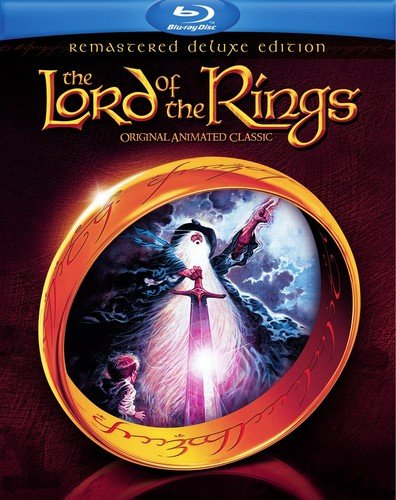 The Lord of the Rings Blu-ray cover