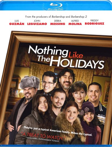 Nothing Like the Holidays [Blu-ray] DVD