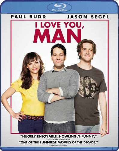 I Love You, Man [Blu-ray] DVD