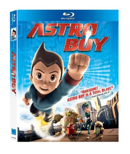 Astro Boy [Blu-ray] DVD