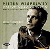 Walton Cello Concerto [Import] [from US]~ Pieter Wispelwey
