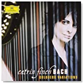 J.S.Bach: Goldberg Variations / Catrin Finch (harp)