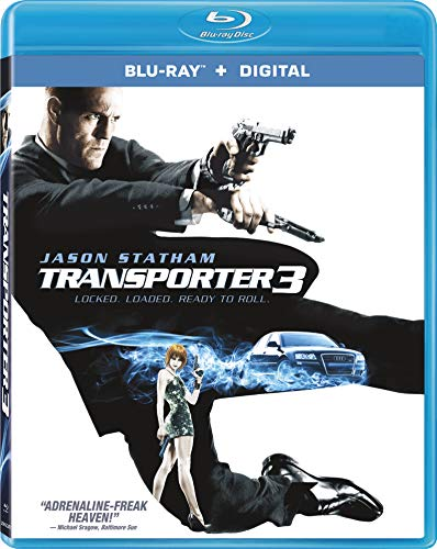 Transporter 3 [Blu-ray] DVD