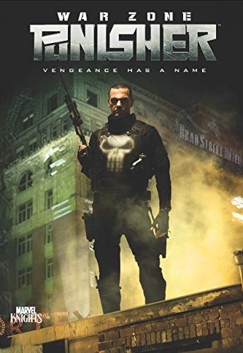 Punisher 2: War Zone  DVD