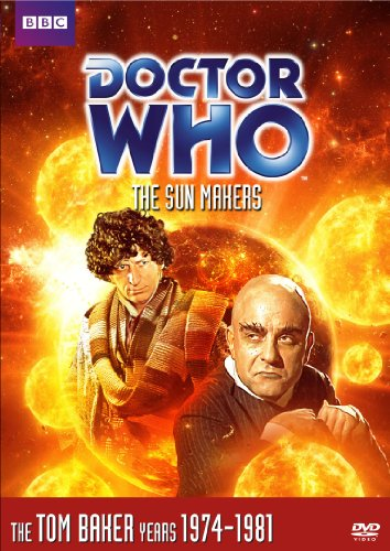Doctor Who: The Sun Makers Story 95