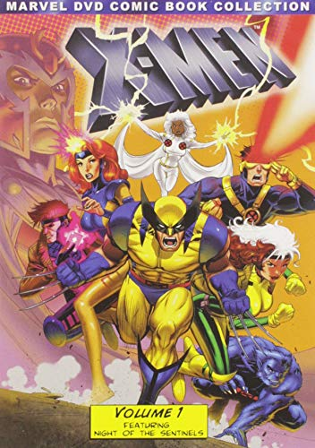X-Men Volume 1 cover