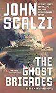 Book Cover: The Ghost Brigades by John Scalzi