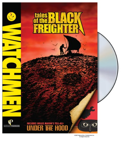 Watchmen: Tales of the Black Freighter / Under the Hood cover