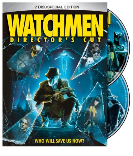 Watchmen: Directors Cut cover