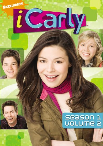 iCarly: Season 1, Vol. 2 DVD