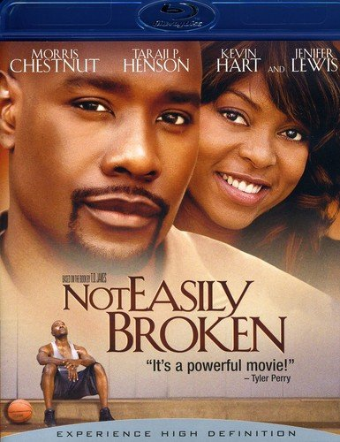 Not Easily Broken [Blu-ray] DVD