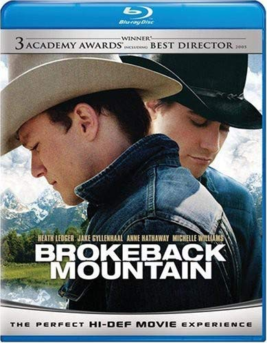 Brokeback Mountain [Blu-ray] DVD