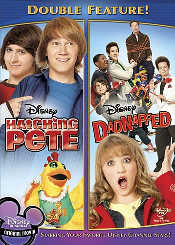 Hatching Pete & Dadnapped  DVD