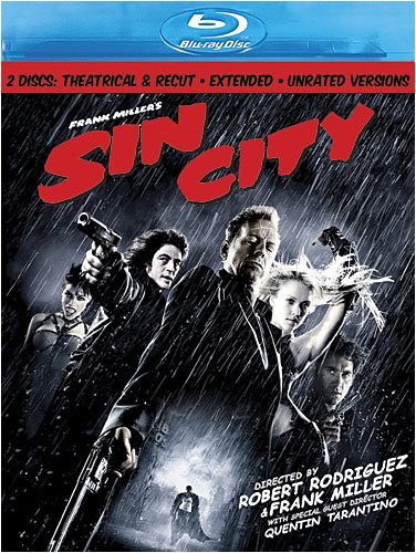 Sin City [Blu-ray] DVD