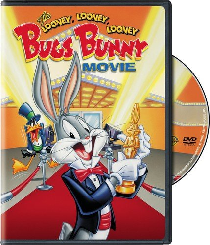 The Looney, Looney, Looney Bugs Bunny Movie cover