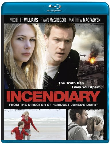 Incendiary [Blu-ray] DVD