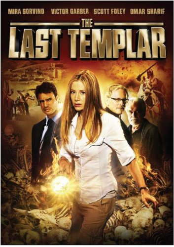 The Last Templar DVD