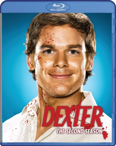 Dexter: The Complete Second Season [Blu-ray] DVD