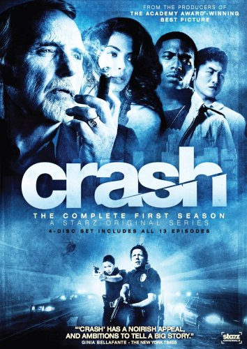 Crash: Season 1 DVD