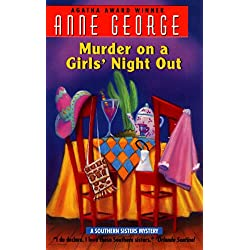 Murder on a Girls' Night Out (Southern Sisters Mysteries)